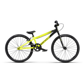 "Radio Bikes Cobalt Mini 20"", black/neon yellow"